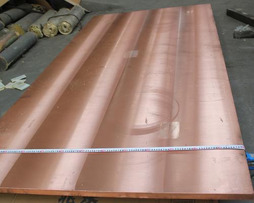 铬锆铜板加工流程